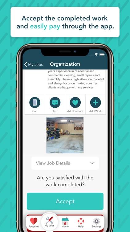 Takl - Home Services On Demand screenshot-7