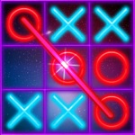 Tic Tac Toe Glow Game