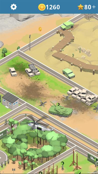 Idle Army Base screenshot 9