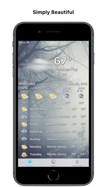 Weather AR Pro - Doppler Radar screenshot-4