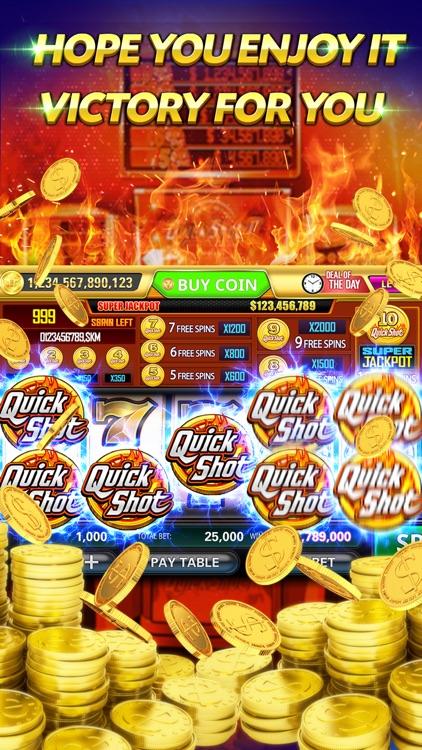 Vegas Tower Casino: Slot Games screenshot-0