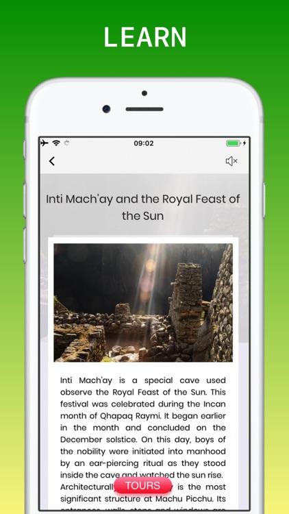 Machu Picchu Travel Guide screenshot-4