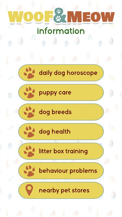 Screen Shot Dog Translator⋆ 8