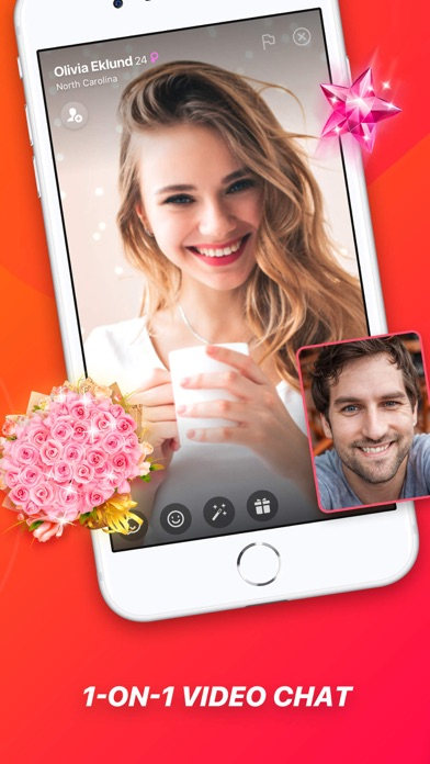 Fachat-Videochat with Stranger Screenshot