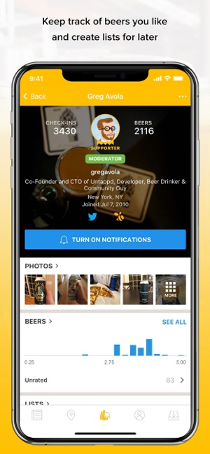 Untappd - Discover Beer on the App Store