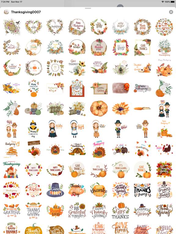 100+ Happy Thanksgiving Day screenshot 8