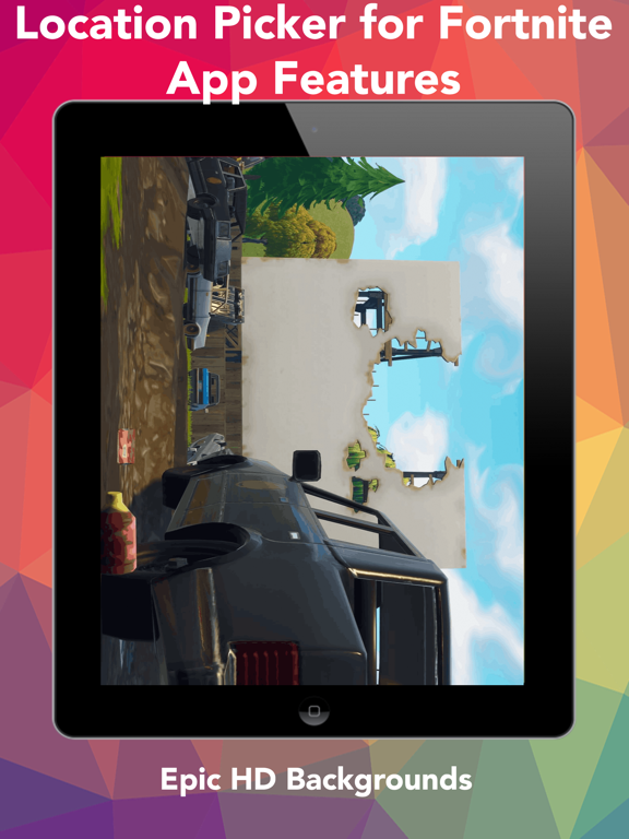 Location Picker for Fortnite | App Price Drops