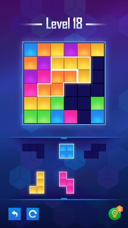 Block Puzzle Mania - Fill grid