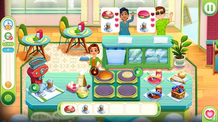 Delicious World - Cooking Game screenshot-0