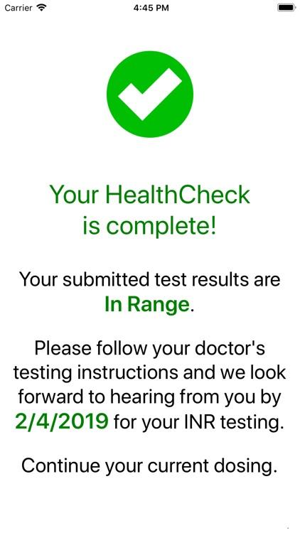 ACH HealthCheck screenshot-4