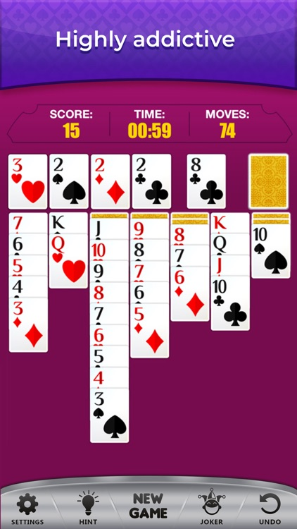 Solitaire * Patience Card Game screenshot-4
