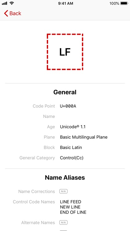 Cicero: A Unicode® Tool screenshot-5