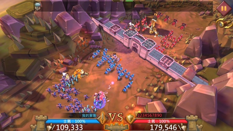 王國征戰 screenshot-4