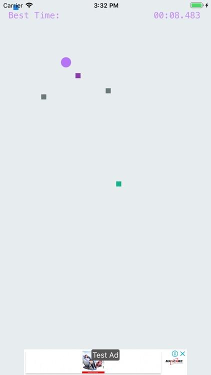 Save The Dot - Arcade Game