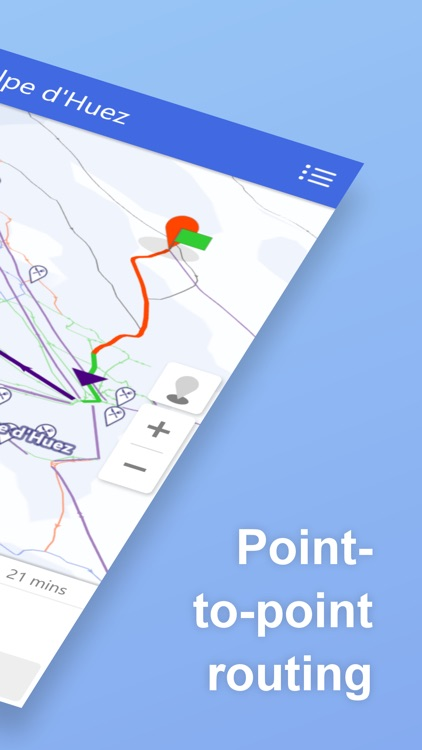 Ski Nav – Trail Maps