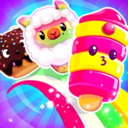 Ice Cream idle: Merge games!