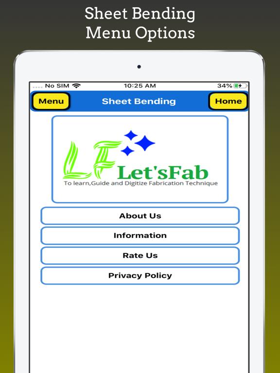 Sheet Bending Calc screenshot 8