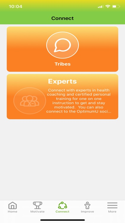 OptimumU: Health & Fitness screenshot-4