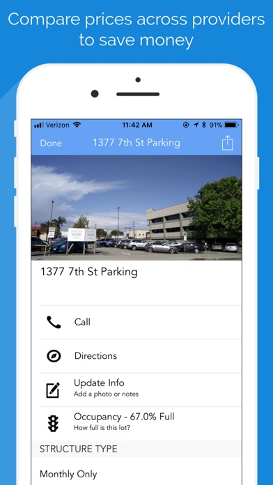 Screenshots for ParkMe Parking for iOS