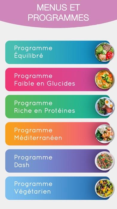 Screenshot #2 pour DietSensor - Calorie et regime