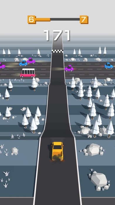 Traffic Run! screenshot 6