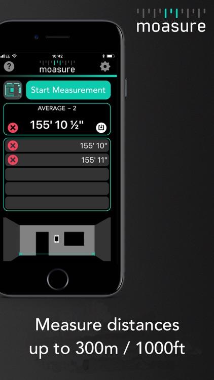 Moasure - smart tape measure