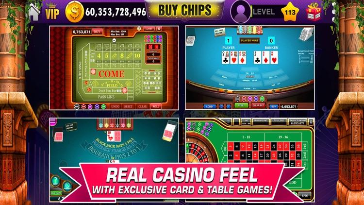 Vegas Slots - 7Heart Casino screenshot-4