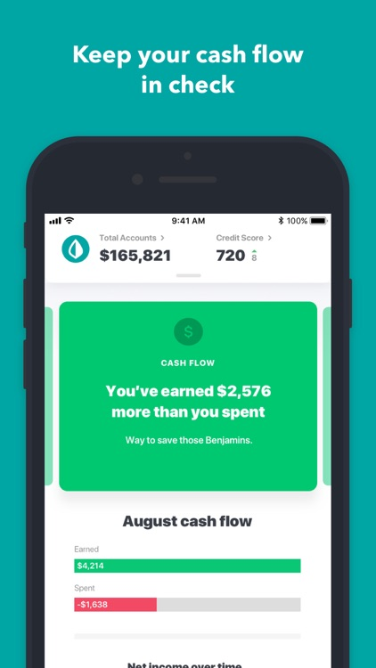 Mint: Personal Finance & Money screenshot-4