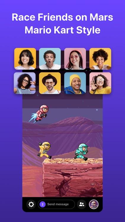 Bunch Group Video Chat & Games screenshot-3