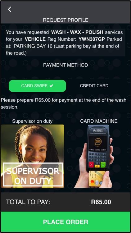 Smart Car-wash screenshot-5