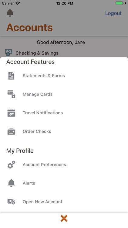 Mobank Mobile Banking screenshot-4