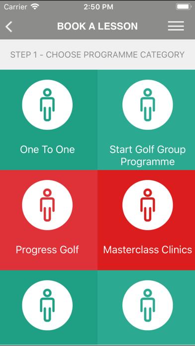 Belfry Golf screenshot two