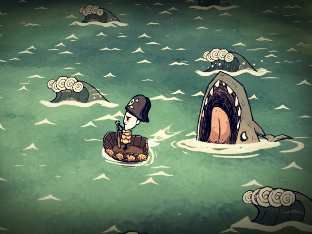 ‎Don't Starve: Shipwrecked Screenshot