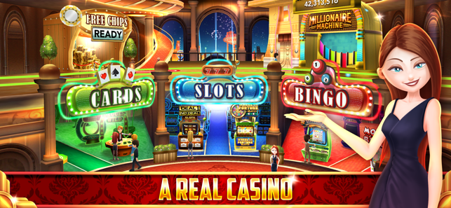 Gsn Grand Casino Slots Games On The App Store