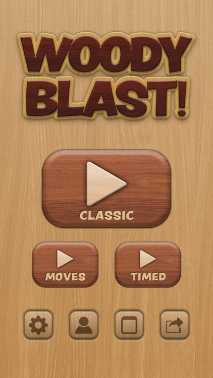 Woody Blast screenshot-2