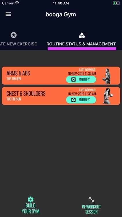 Booga Sexy Lingerie Gym Free screenshot-7