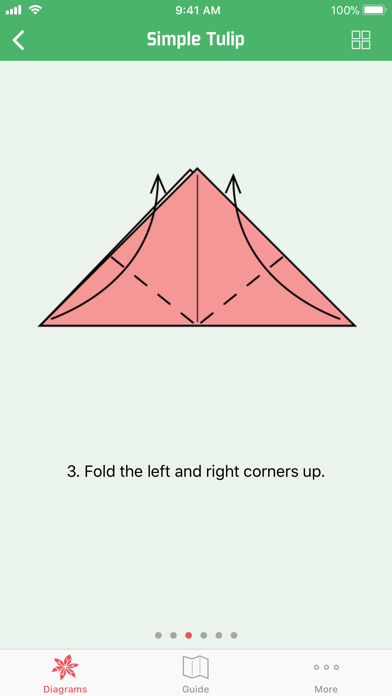 Origami Flowers Screenshots