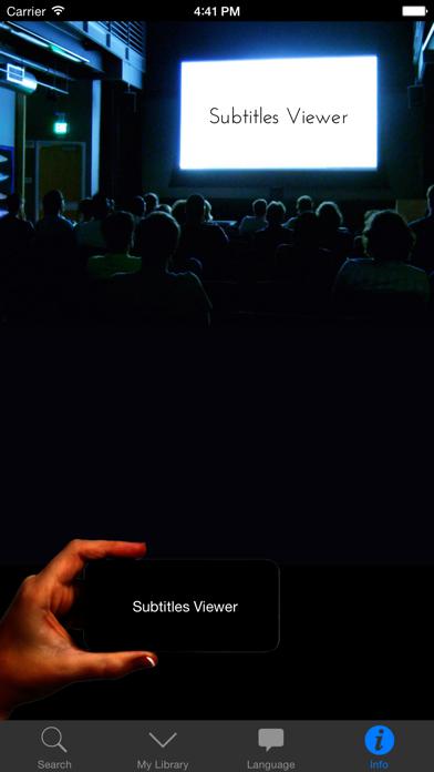 Subtitles Viewer PRO Screenshots