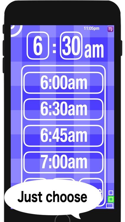 Strong Alarm Clock(S) screenshot-3
