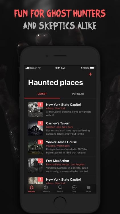 HAUNT - Ghosts & Houses screenshot-4