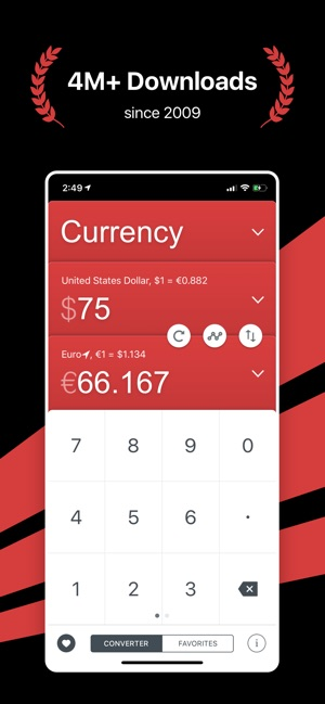 GlobeConvert Currency & Units on the App Store