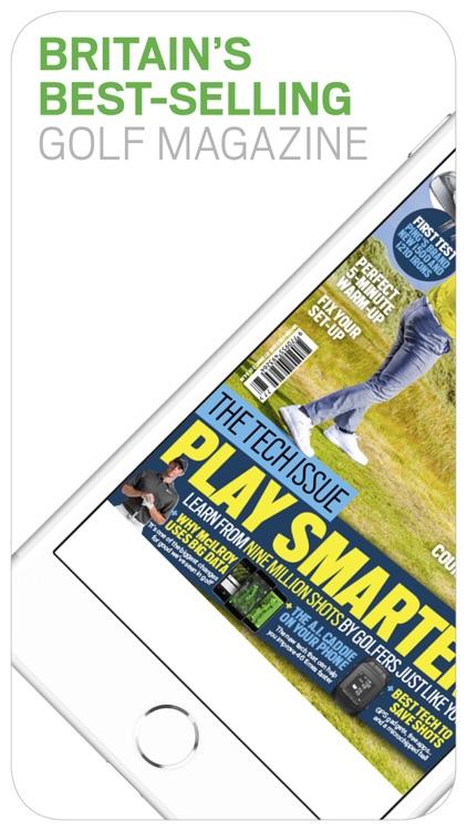 Today's Golfer: News & Stories screenshot-0