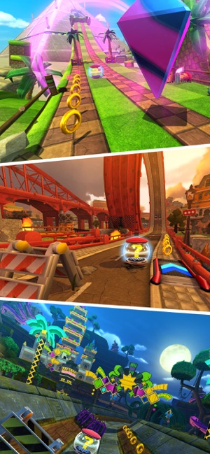 ‎Sonic Forces - Racing Battle Screenshot