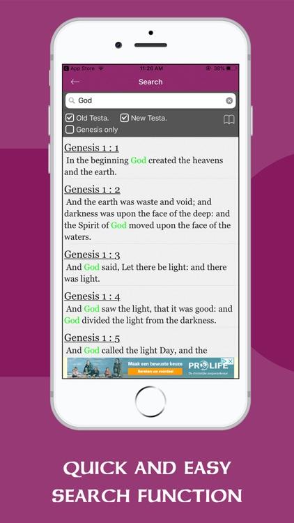 ASV Bible Offline - Holy Bible