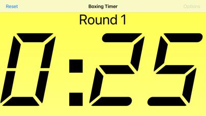 Boxing Timerのおすすめ画像2