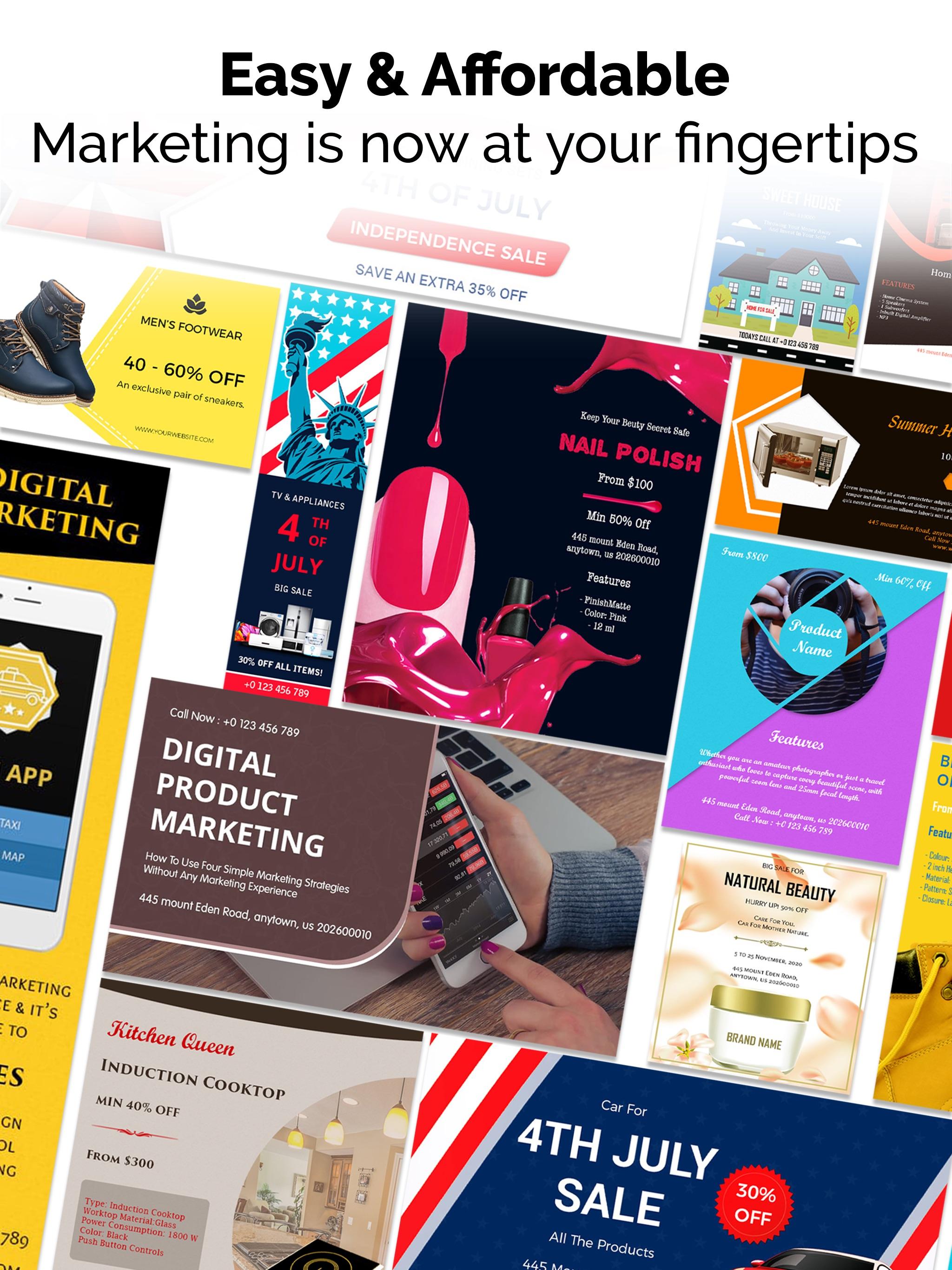 """Ad Maker, Banner Maker """"Ad Maker Monthly Pro"""" hack"""