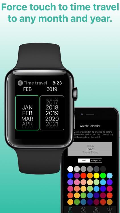 Watch Calendar screenshot-4