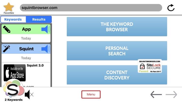 Squint Browser screenshot-6