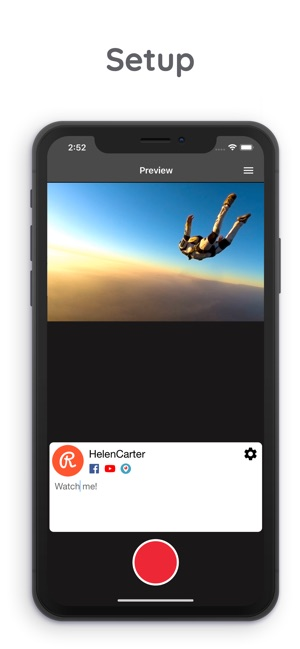 LIVE4 on the App Store