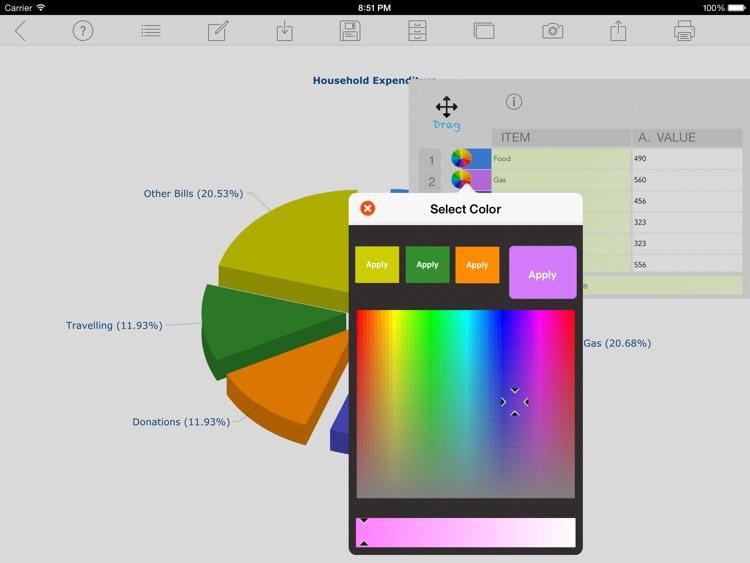 Chart Maker Pro